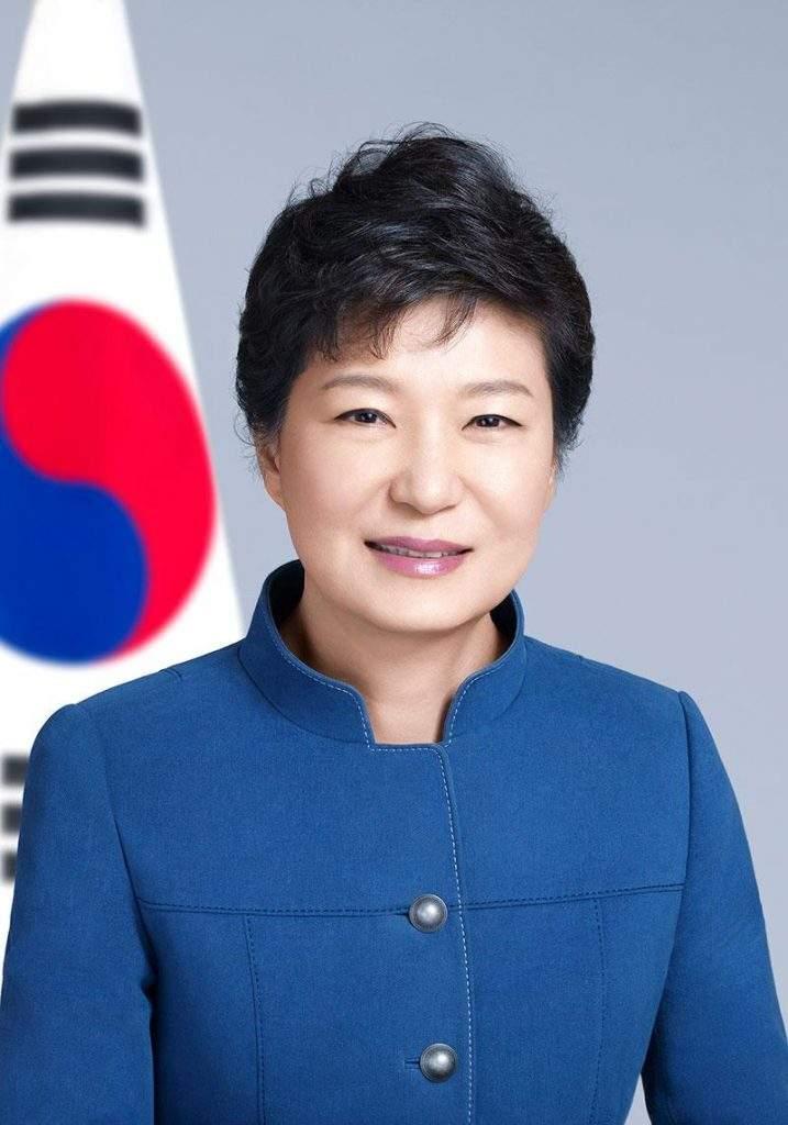 H.E Park Geun-hye President of the Republic of Korea