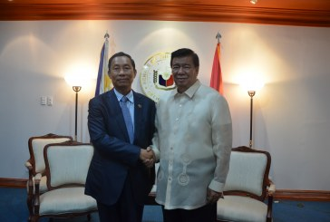 Philippines recognizes Myanmar's reform and reconciliation efforts