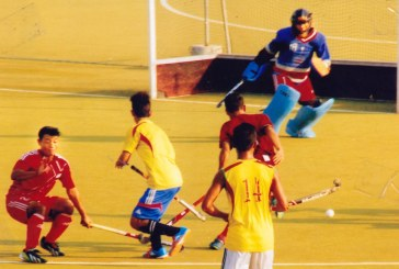 Hockey players under sports trial for taking joint training in Malaysia