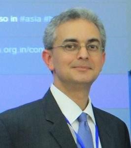 Dr Arnico Panday  Senior Atmospheric Scientists at ICIMOD.