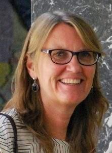 Ms Helena Molin Valdes head of the CCAC Secretariat.