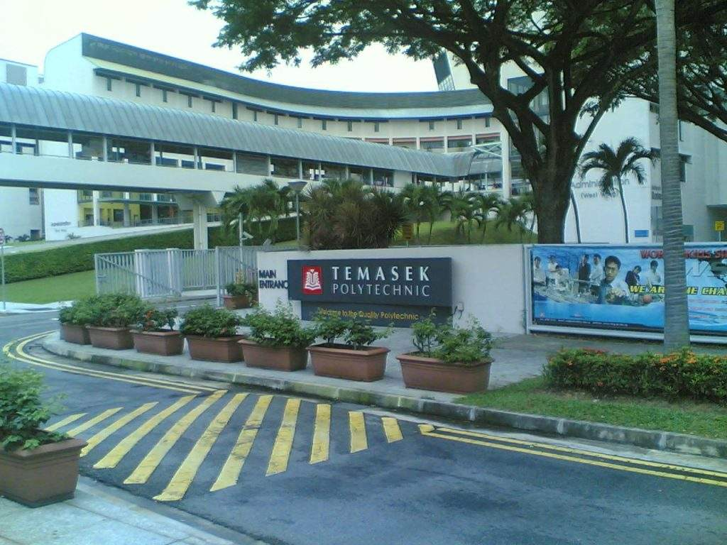 Temasek Polytechnic, third polytechnic established in Singapore (Photo from Google)