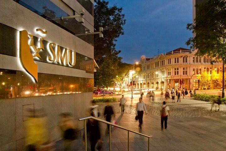 Singapore Management University (Photo from Google)