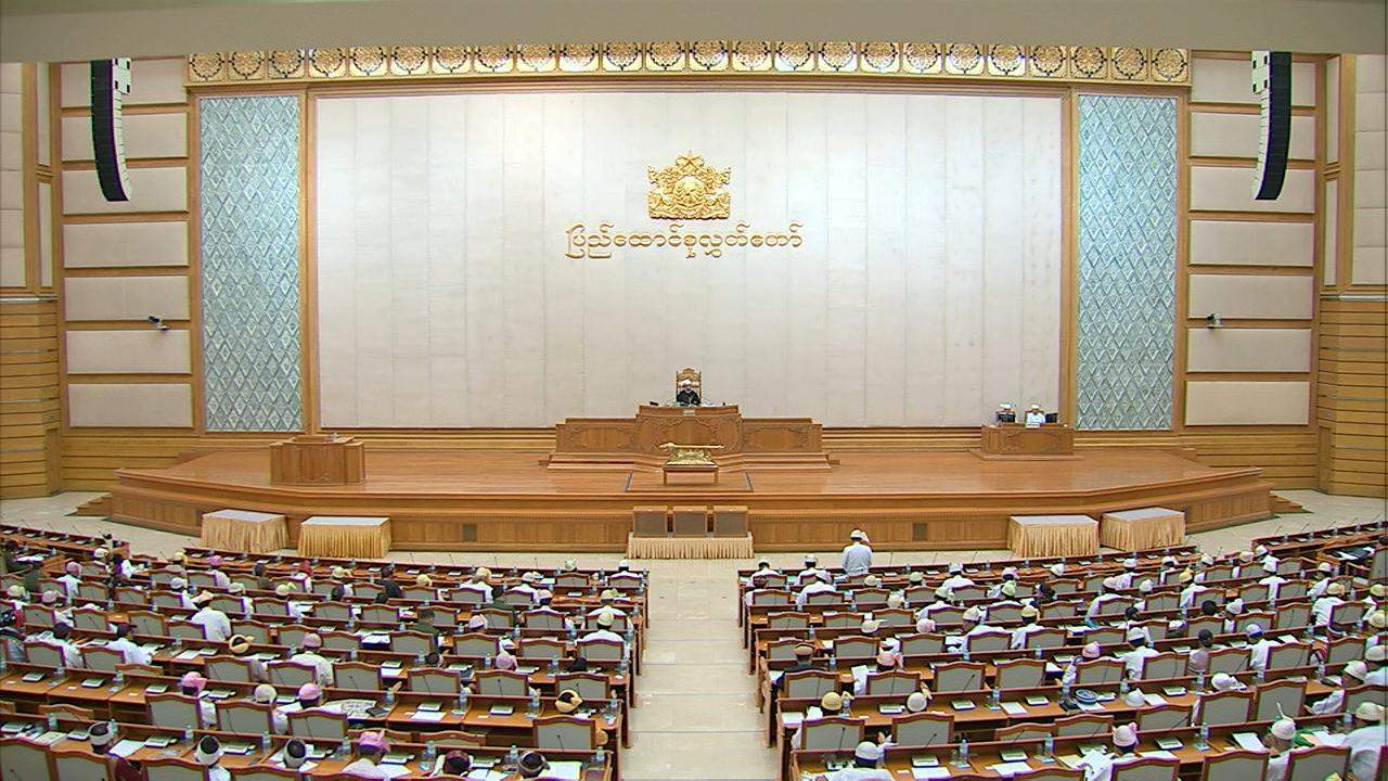 Representatives of Pyidaungsu Hluttaw emphasize raising salaries for government service personnel.