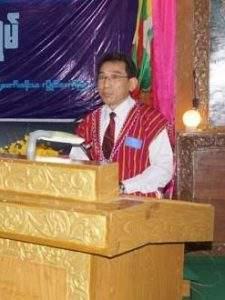 KNPP Vice Chairman  U Khu Oorei.