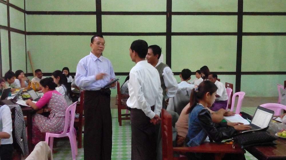 Aung Ye Thwin