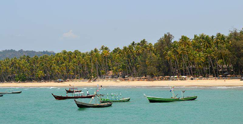 Ngapali is increasingly famed for its pristine natural environment.
