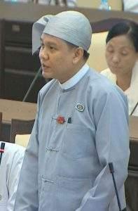 Dr Myat Nyana Soe of constituency-4  Yangon Region.