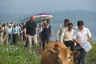 Norwegian Ambassador visits Indawgyi  Lake sanctuary in Kachin State, makes feasibility for environmental conservation