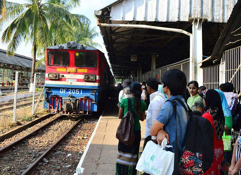 Myanma Railways gives rail transportation services to people across the  nation so as to ensure swift flow of commodity and smooth transport of  passengers.