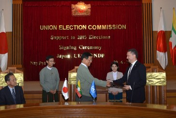 UNDP, Japan plan assistance  for elections