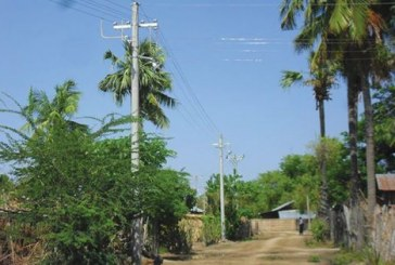 Kanbalu Tsp extends electricity supply to villages