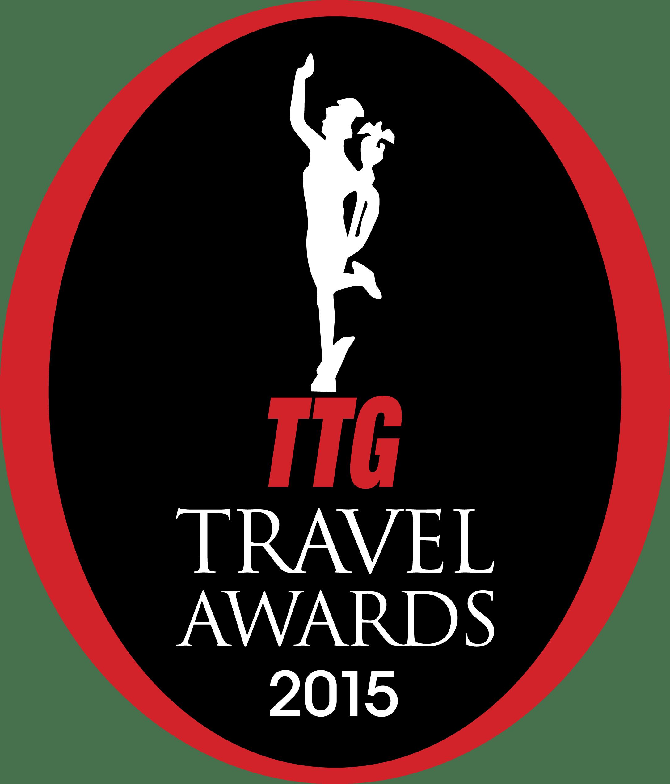 TTGTravelAwards2015 Logo