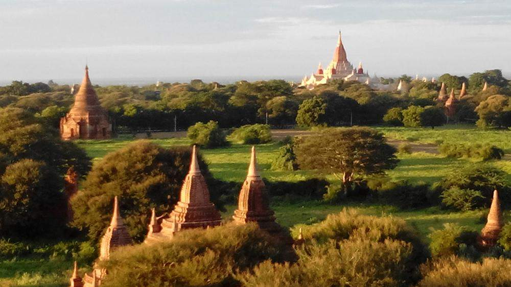 Bagan is facing challenges for its preservation. Photo: MNA