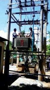 Sufficient electricity supply will surely help develop the living standard of citizens.