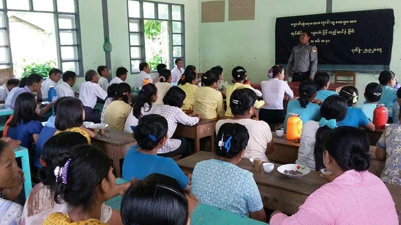 Awareness on human-trafficking should be raised among the public. Photo: Min Min Latt