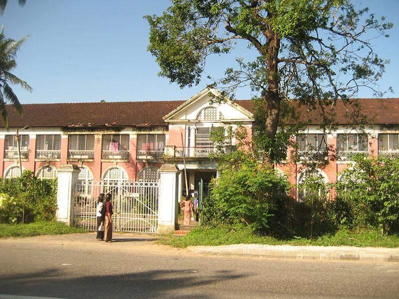 Inlyar Hostel. Photo: Google