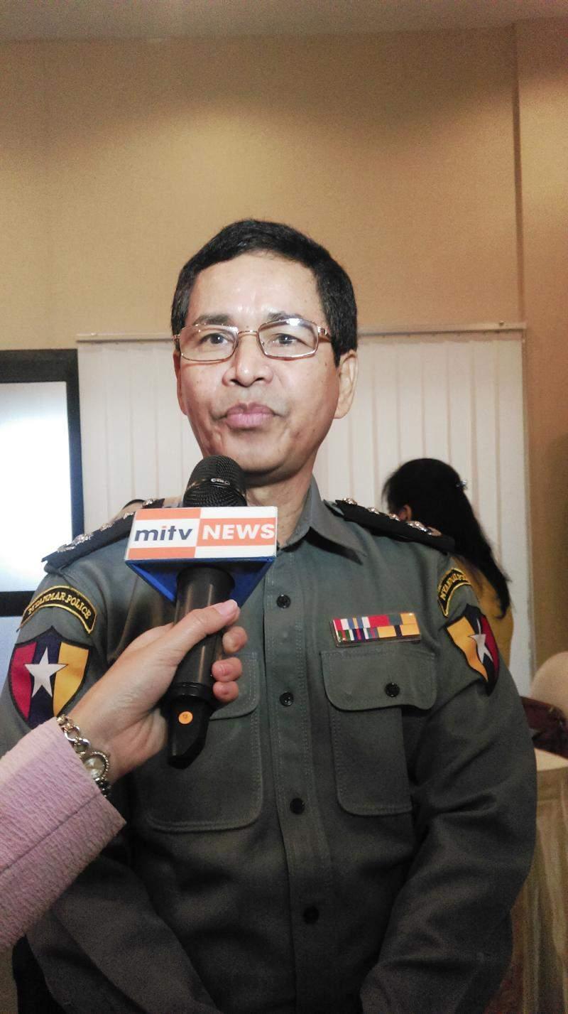 Police Col Khin Maung Hla 72