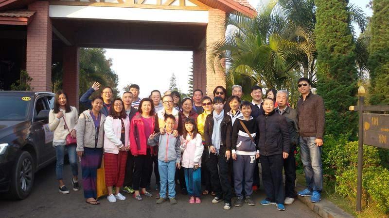 Myint Hlaing and Win Hlaing. Photo: Pathein- Hla Kyi