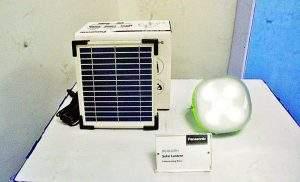 Panasonic solar72