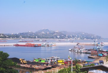 Receding Ayeyawady prompts vessel draft restrictions