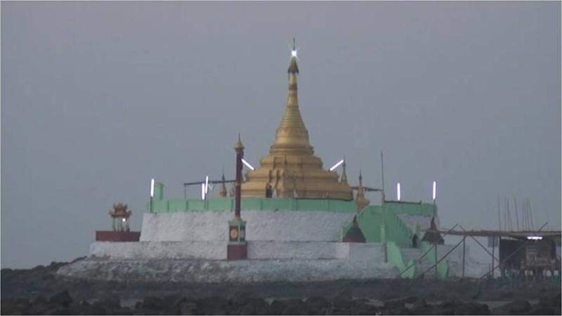 Maw Tin Soon pagoda. Photo: Ministry of Hotels and Tourism