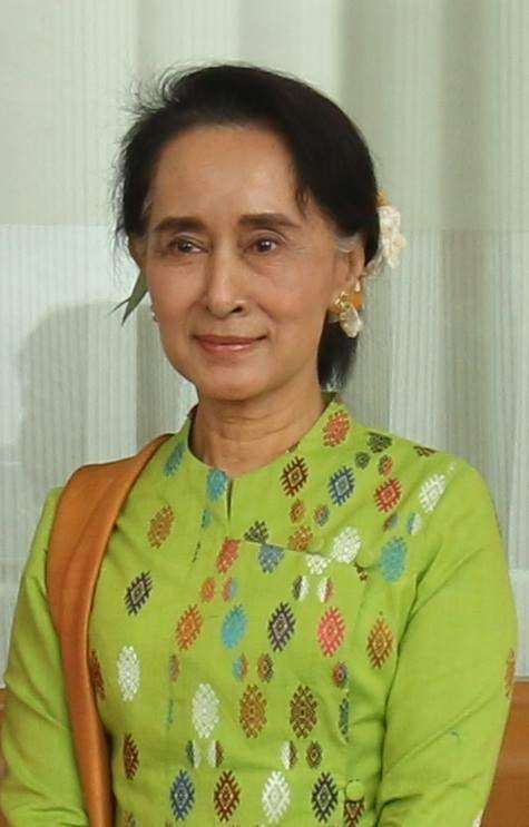 Daw Aung San Suu Kyi Photo: NLD ChairPerson Facebook Page