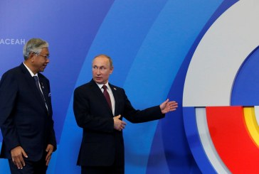 Russia-ASEAN summit held in Sochi