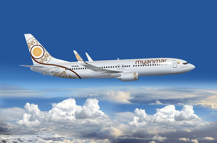 Myanmar National Airlines will begin maiden flight services between Mandalay and Bangkok on 31st August.