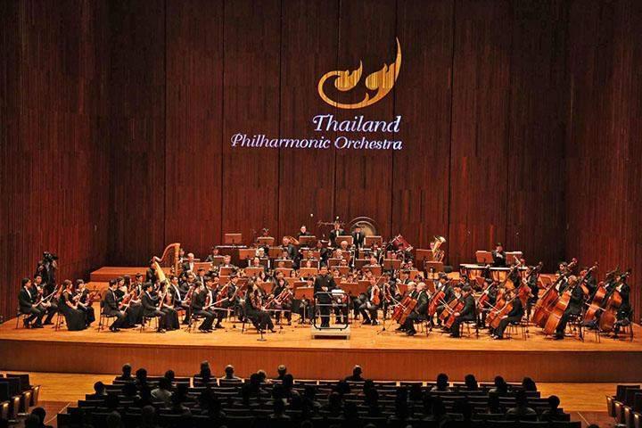 Thai Philharmonic Orchestra.