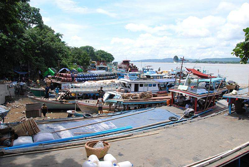 Jetties in Mandalay will be upgraded under eight schemes.