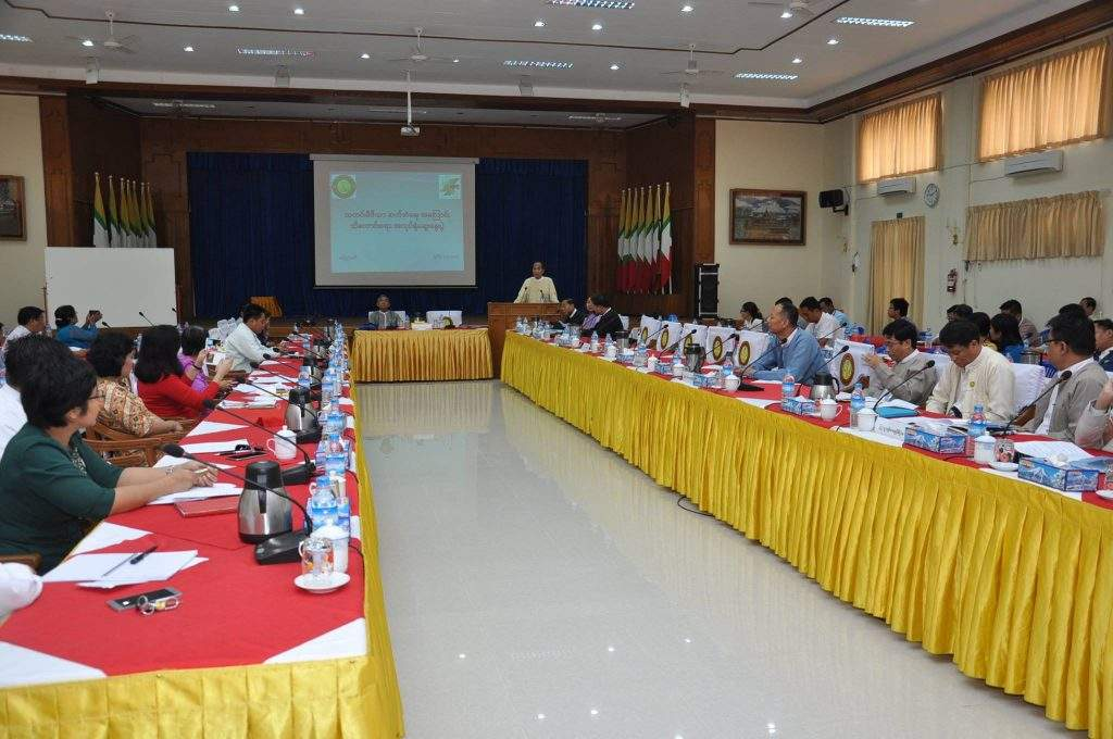 The workshop on media relations in progress. Photo: MOI