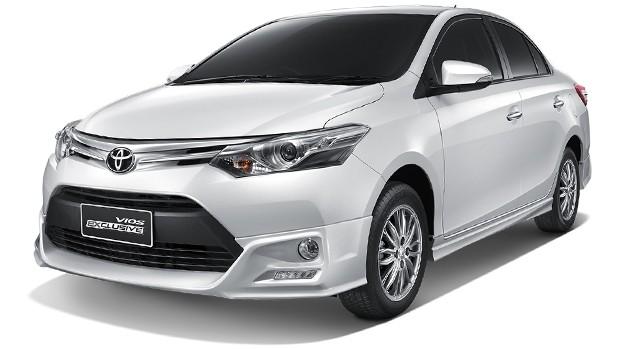 Toyota Vios White