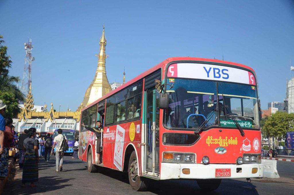 YBS Bus 72