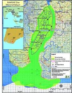 Meinmahla Kyun Ramsar site map1 copy