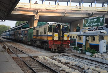 Myanma Railways to run express trains in Mandalay-Myitkyina