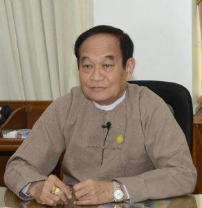 Dr Myint Htwe
