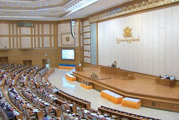 National debt, Chinese loan terms discussed at Pyidaungsu Hluttaw