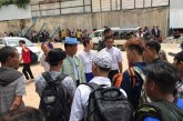 Myanmar workers from Thailand return Myawady