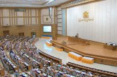 Pyidaungsu Hluttaw hears estimates vs. actual tax collection figures