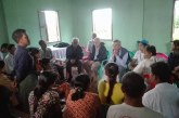 UNHCR chief meets villagers in Maungtaw