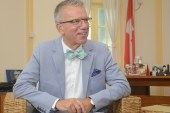 Interview with Mr. Paul Seger, Ambassador of Switzerland to Myanmar