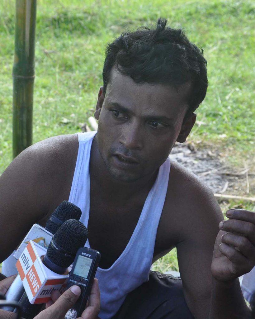 Arshee Kumar, Maungtaw 4 ward.