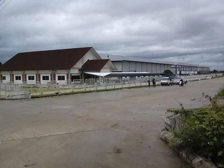 About 300 job opportunities created shoe factory to be opened soon in Myawady Economic Zone 2 copy