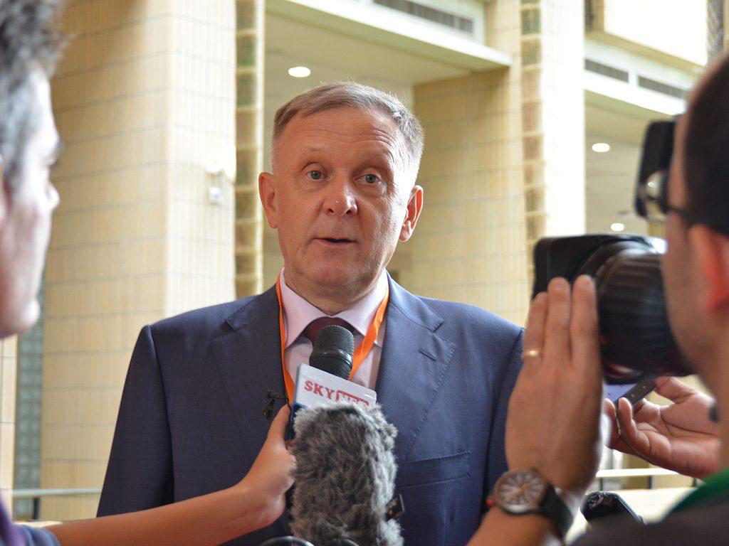 Ambassador of Russia to Myanmar Dr Nikolay Listopadov 1 72