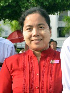 Moe Moe Su Kyi