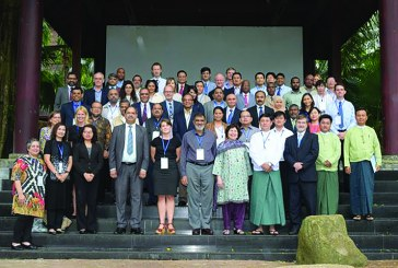 Mangroves for the Future holds 14th Regional Steering Committee Meeting