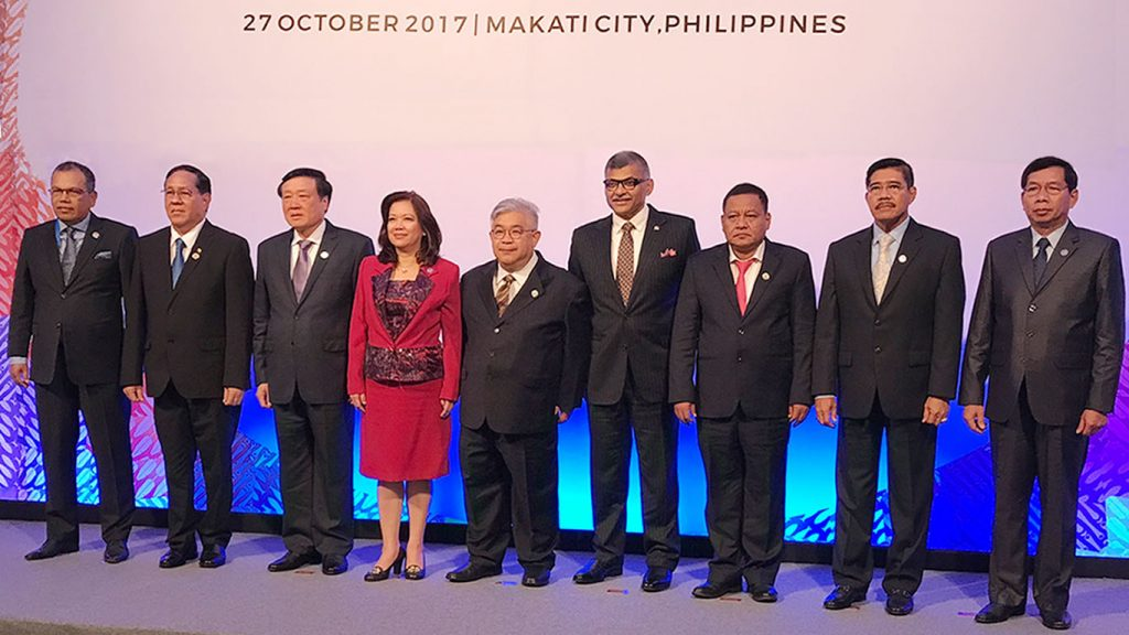 Union Chief Justice attends CACJ Special Meeting in Philippines