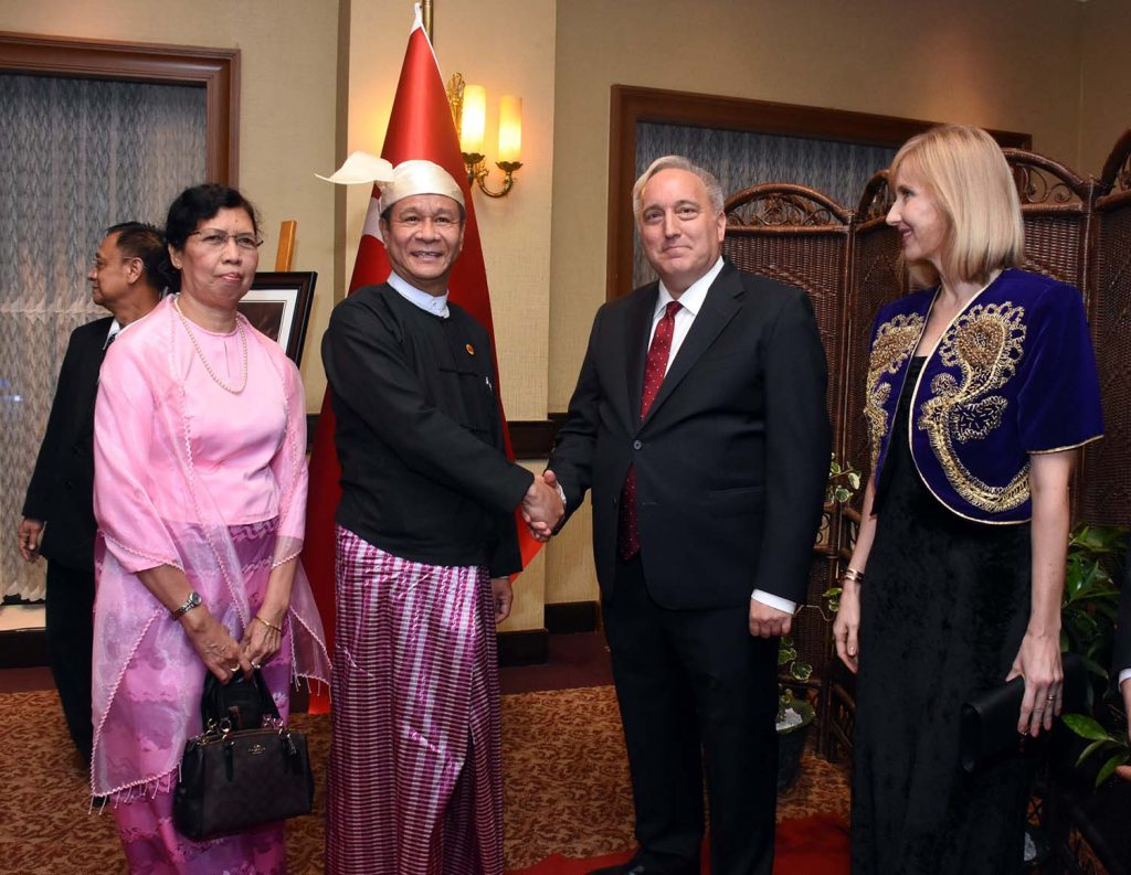 94th Turkey Republic Day reception