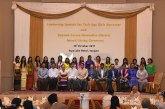 Leadership Seminar for Tech Age Girls Myanmar, Library Award Ceremony held